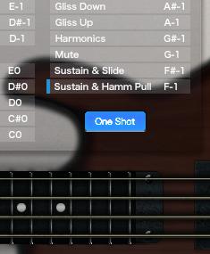 Fujiya Instruments Organic Bass Suite[Virtual Electric Bass